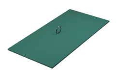 Green Vanity Vent Crawl Space Vent Cover